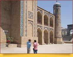 Медресе Кукельдаш (XVI век). Ташкент, Узбекистан