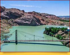 El río Naryn