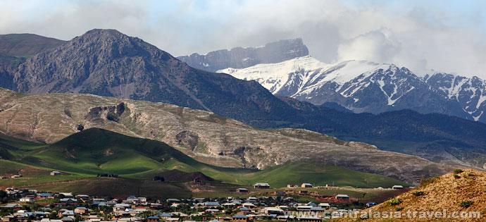 Boysun mountains, Uzbekistan