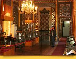 Дворец Ситораи Мохи Хоса (кон. XIX - нач. ХХ вв.). Бухара, Узбекистан