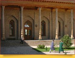Khazrati Imam Architectural Complex. Uzbekistan, Tashkent