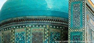 Площадь Регистан (медресе Улугбека, медресе Шер-Дор, медресе Тилля-Кари). Самарканд, Узбекистан. Туры в Узбекистан, тур на новый год, новогодний тур