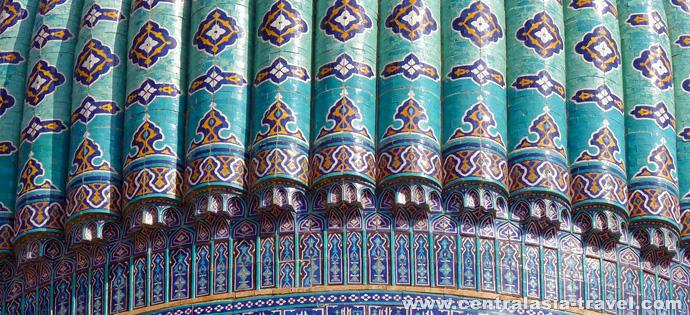 мечеть Биби Ханым (Биби-Ханум). Самарканд, Узбекистан. Туры в Узбекистан, тур на новый год, новогодний тур