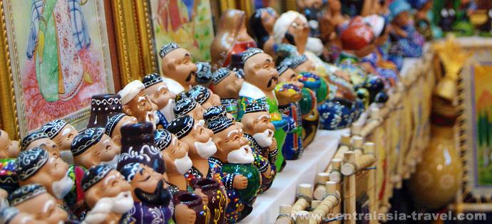 Uzbek souvenirs
