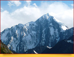 Pyramidalny  Peak