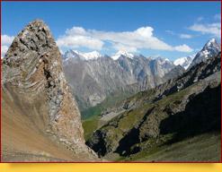 Karavshin valley