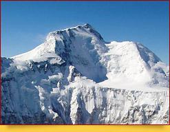 The Ismoil Somoni Peak