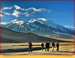 Montagnes Pamir