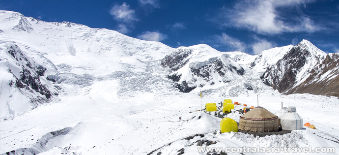 Randonnée. Vacances actives en famille dans les montagnes du Pamir, Kirgizistan