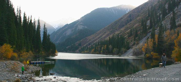 Los lagos Kolsay