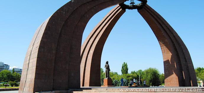Бишкек, тур в Кыргызстан