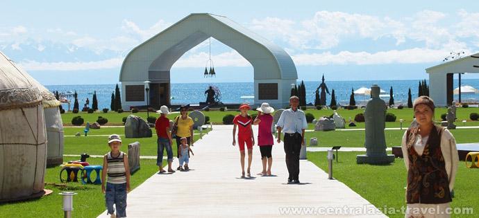 Рух  Ордо, тур в Кыргызстан