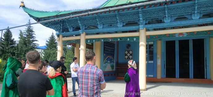 Каракол, тур в Кыргызстан