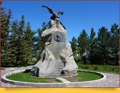 L'ensemble commémoratif de N.M. Prjevalski