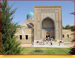 Shah-i-Zinda Necropolis
