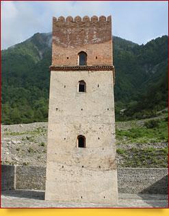 Крепость Сумуг