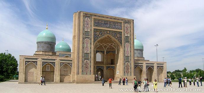 Медресе Кукельдаш. Ташкента, Узбекистан