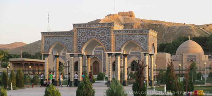 Комплекс Чашма. Нурата, Узбекистан