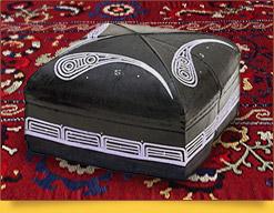 El gorro de los musulmanes, Tyubeteika
