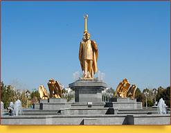 Information über Turkmenistan