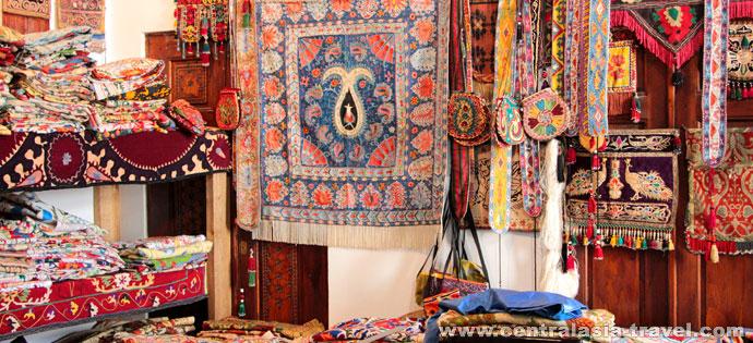Узбекская вышивка, сюзане
