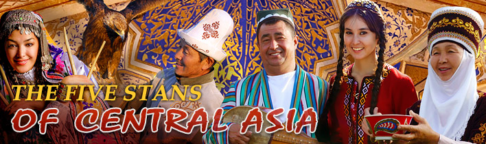 Tour to Central Asia