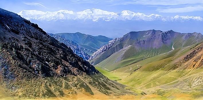 Треккинг в горах Памира: Кичик-Алай, Алайская долина и Заалайский хребет