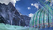 Trekking vers le Pic Aksou + l'Ouzbekistan Classique