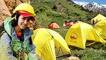 Альпинистские сборы в альплагере «Чимган»