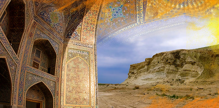 The Aral Sea and Oasis of Ancient Cities. Group tour to Uzbekistan