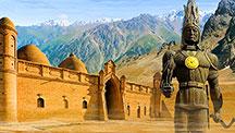 Klassische Kazachstan-Tour