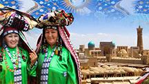 Инсентив тур по Узбекистану