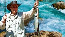 Рыбалка на форель радужную