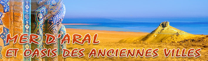 The Aral Sea and Oasis of Ancient Cities