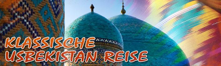 Klassische Usbekistan Reise
