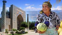 Дынный Узбекистан