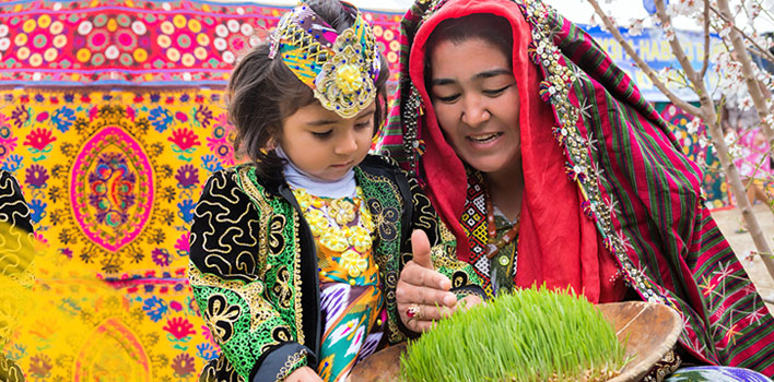 Cultural tour to Uzbekistan for Navruz holiday