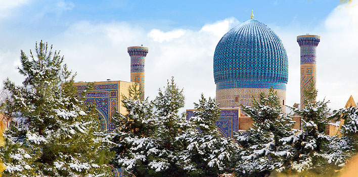Tour for New Year holidays 2020 in Uzbekistan