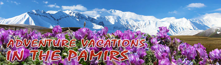 Resort at the Pamirs