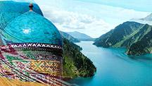 Треккинг к озеру Сары-Челек + Классический Узбекистан