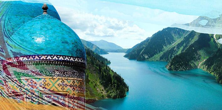 Voyage dans les montagnes de Tian-Shan