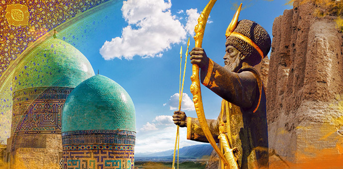 Sogdiana, the Pearl of the East. Tour of Uzbekistan & Turkmenistan