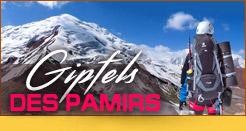 Gipfels des Pamirs