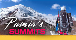 Summits in the Pamirs
