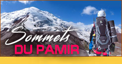 Sommets Du Pamir