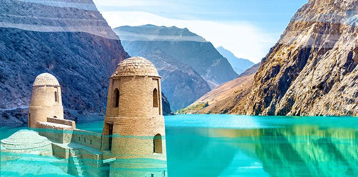Комбинированный экскурсионный тур: Таджикистан + Узбекистан