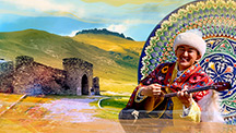 Group Tour to Kazakhstan, Kyrgyzstan and Uzbekistan