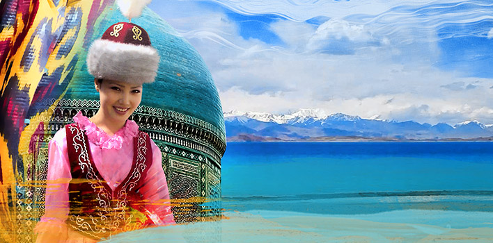 Tour to the three countries: Uzbekistan, Kyrgyzstan, Tajikistan