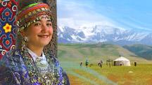 Тур по основным достопримечательностям Узбекистана и Кыргызстана