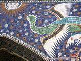 Портал медресе Надира Диван-Беги (начало XVII века). Бухара, Узбекистан